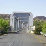Havenga Bridge over the Orange River