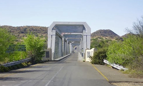 Havenga Bridge over the Orange River