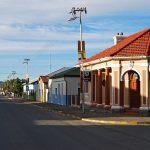 Philipstown – the R48 towards Petrusville